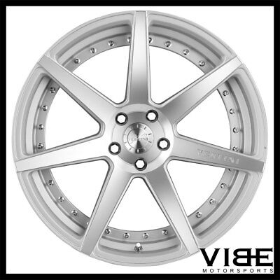 20 vertini dynasty slate grey concave wheels rims fits audi b8 a4 Audi S Line 22 vertini dynasty silver concave wheels rims fits audi d4 a8 quattro