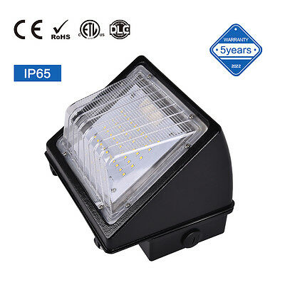 48 W LED Wall Pack Light Outdoor Commercial IP 65 Waterproof US