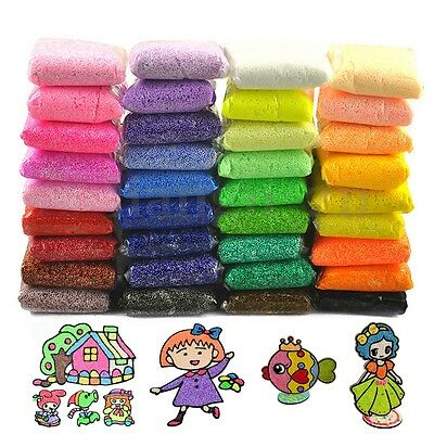 Magic Foam 24 colors package Educational Toys Playfoam Game Creative Craft
