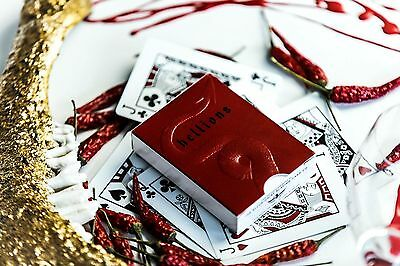 Hellions Rare Limited Edition Custom Playing Cards by Daniel Madison + Secret