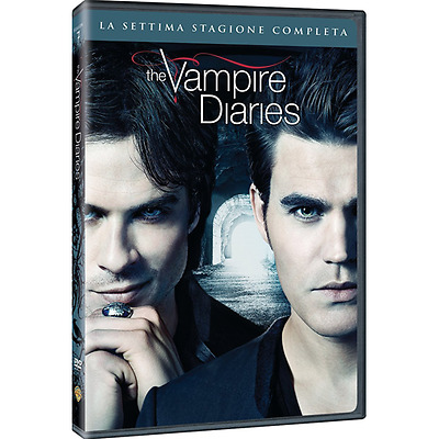 Vampire Diaries (The) - Stagione 07 (5 Dvd)