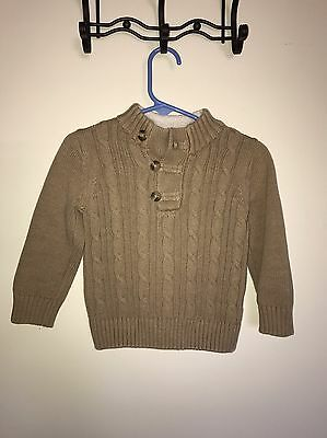 Crazy8 Boys Infant Boy Knit Pullover Sweater 12-18 months