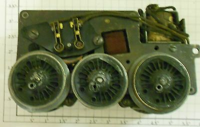 Lionel 675-1  Motor Chassis - Working