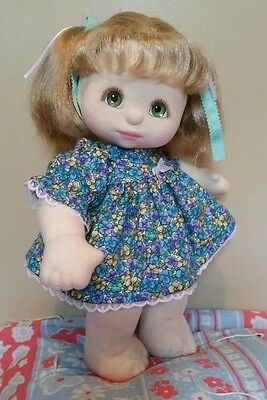 My child doll~Ash~puppy tails~green eyes
