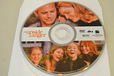 The Upside of Anger (DVD, 2005)Disc Only Free Shipping 1-322