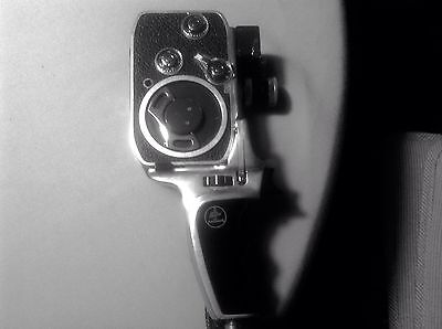 Bolex paillard B8LA Motion Picture Camera W/Handle