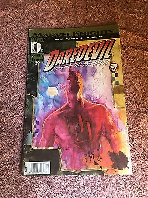 Daredevil N°29 Marvel Knights