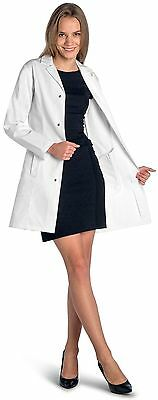Dr. James Tailored Fit Women's Lab Coat