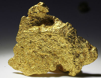 Gold Nugget 6.31 Grams (Australian Natural)