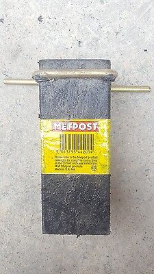 """Fence Post Drive Tool 4"""" 92mm - 103mm Driver"""