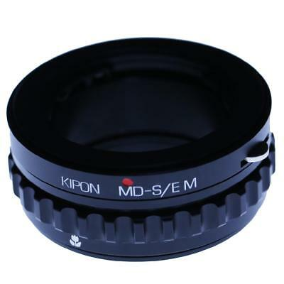 Kipon Minolta MD Lens to Sony E-Mount Camera Lens Adapter (with Macro Helicoid)