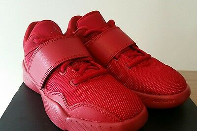 Nike Kids Jordan J23 BP in Red, UK Size 1 BNIB *VERY RARE*