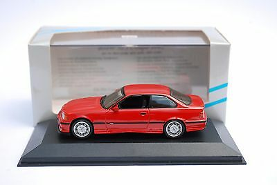 1:43 Minichamps BMW M3 e36 Coupe in rot mit OVP sehr guter Zustand