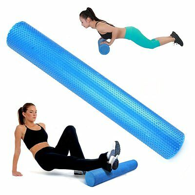 Foam Roller Long Physio Yoga Fitness GYM Exercise Health Training 90CM  Pilates