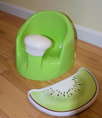 Prince Lionheart bebePOD Flex Plus Baby Seat Green/Kiwi Floor Chair