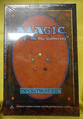 Magic The Gathering Revised Gift Box Factory Sealed Contains 2 Starter Decks MTG