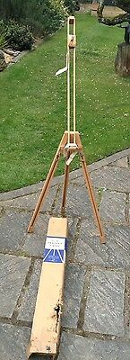 Vintage Winsor & Newtons No116 Perfect Easel Adaptable For Oil & Watercolour