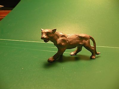 PANTHER  or Lion TOY FIGURE lead C34