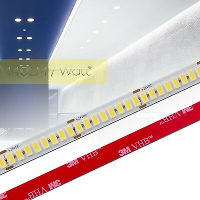 ✅ 0,5-20m 140LM/W LED Strip Flex Band RA90 Leiste NEUTRAL WEIß 5630 224LED/m 24V