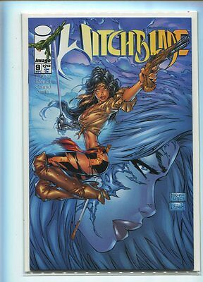 Witchblade #9 Nm Grade Great Michael Turner Cover