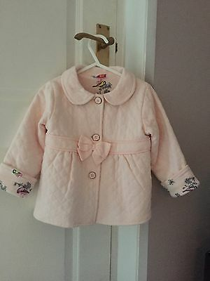 Baby Girls Designer Ted baker Coat Jacket 18-24 Months