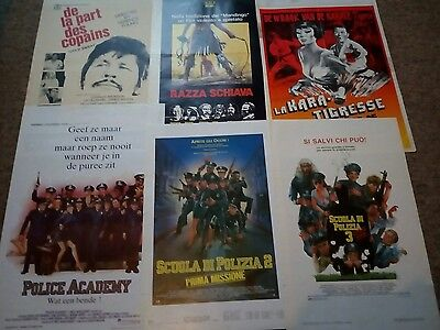 Vintage Movie/Film Posters - Job Lot/Collection