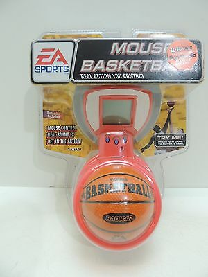 Radica Mouse Basketball EA Sports Electronic Battery Operated Handheld Game NEW