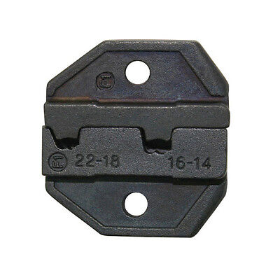 Eclipse Crimp Die Set #300-071 for Uninsulated Flag Terminals