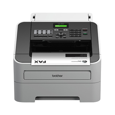 New Brother 2840 Fax Machine Office Supplies
