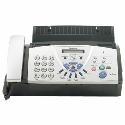 New Brother 837MCS Fax Machine Office Supplies