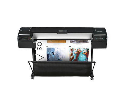 New HP Designjet Z5200 44-in Photo Printer Office Supplies
