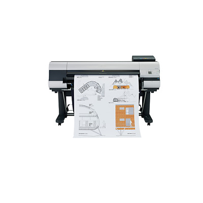 New Canon Multi Function iPF830MFP Printer Office Supplies