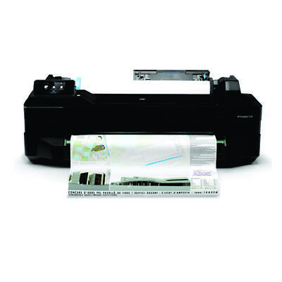 New HP DesignJet T120 Printer Office Supplies