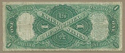 1917 $1 US NOTE         VERY CHEAP            2 of 2
