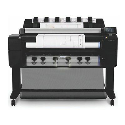 New HP DesignJet T2530 36-in PostScript Multifunction Printer Office Supplies