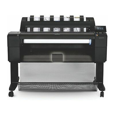 New HP DesignJet T930 36-in Printer Office Supplies