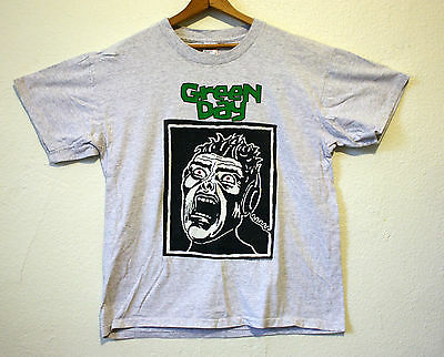 Vintage Green Day Basket Case Shirt 1994 Pop Punk 90s Rare! Dookie Lookout!