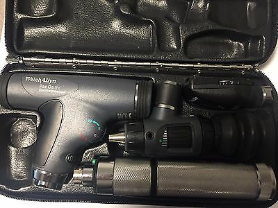 Welch Allyn Diagnostic Set with Panoptic Opthalmoscope with case!
