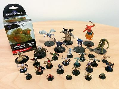 Rage of Demons Miniatures Customizable Lot - Dungeons and Dragons