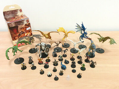 Tyranny of Dragons Miniatures Customizable Lot - Dungeons and Dragons