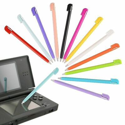 12x COLOUR STYLUS For NINTENDO DS NDS LITE 12in1 TOUCH PEN STICK