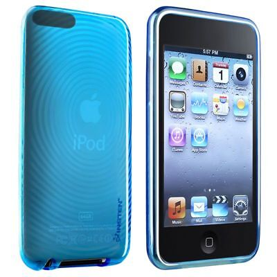 Blue Tpu Back Case For Ipod Touch 2Nd 3Rd Generation 3G