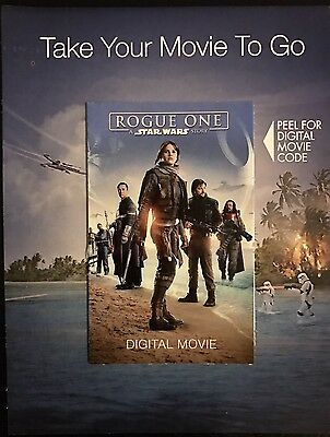 Rogue One Digital Copy (US iTunes Only)