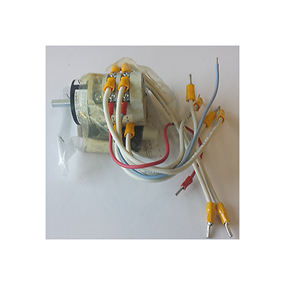 16 AMP Main Switch 2 Group L4001712 Coffee Machine Spare Parts