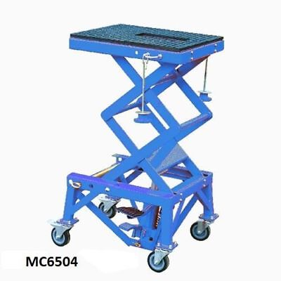 HYDRAULIC MOTORCYCLE LIFT STAND Part No. = B6504