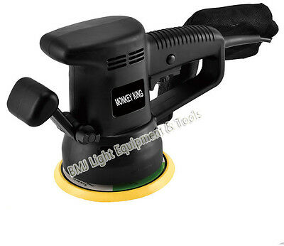 wax polishing machine dry sander 12000rpm 150mm throw 3.2mm 480w variable speed