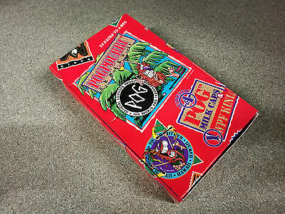 22x SEALED Authentic POGS Series 2  Unopened Packs In Official POG Retail Box