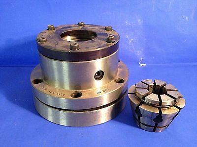 Crawford CDC 42 Collet Chuck.