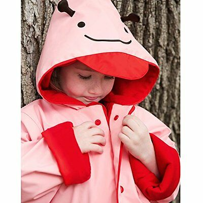 Skip Hop Zoo Raincoats Sizes 2-6 Toddlers And Little Kids So Cute *NEW