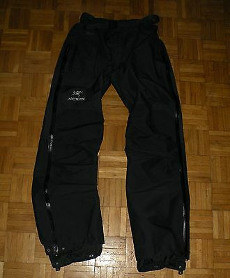 "Arc'Teryx ""S"" Tall Beta Gore-tex ProShell Pants Trousers Womens *MINT*"